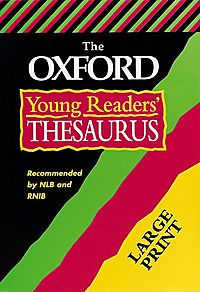 Oxford Young Readers' Thesaurus