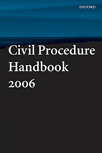 Civil Procedure Handbook 2006