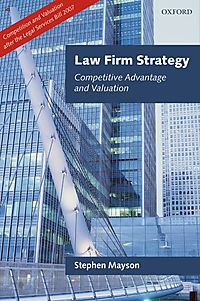 Law Firm Strategy