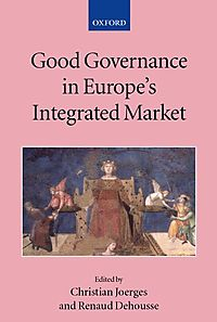 Good Governance in Europe's Integrated Market