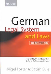 German Legal System & Laws