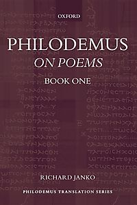 Philodemus on Poems