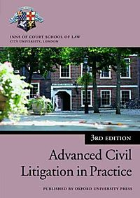Advanced Civil Litigation (Professional Negligence) in Practice