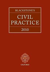 Blackstone's Civil Practice 2010