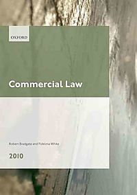 Commercial Law 2010