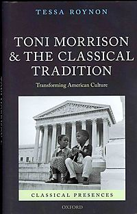 Toni Morrison and the Classical Tradition