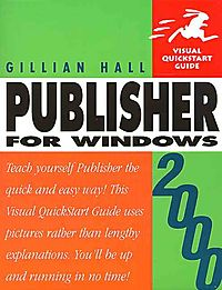 Publisher 2000 for Windows