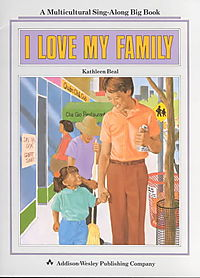 I Love My Family Little Book