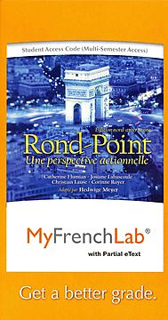 Rond-Point MyFrenchLab Access Code