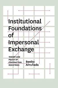 Institutional Foundations of Impersonal Exchange