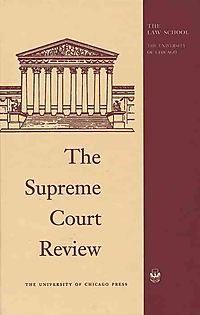 The Supreme Court Review 1975