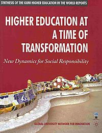 Higher Education at a Time of Transformation