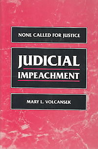 Judicial Impeachment