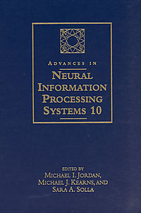 Advances in Neural Information Processing Systems 10
