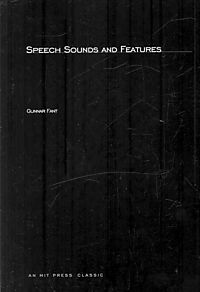 Speech Sounds and Features
