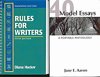 Rules for Writers 5e + 40 Model Essays