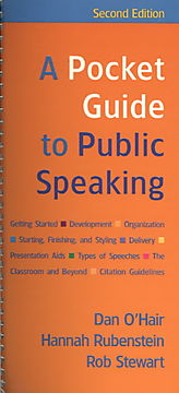 Pocket Guide to Public Speaking + Essential Guide to Interpersonal Communication + Essential Guide to Group Communication