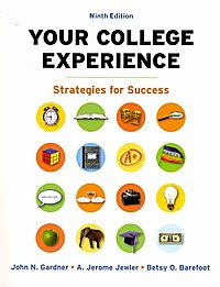 Your College Experience 9th Ed + Insider's Guide to Time Management