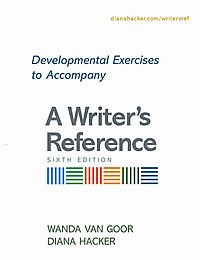The Compact Reader 8th Ed + Developmental Exercises to Accompany A Writer's Reference 6th Ed