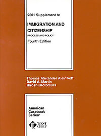 Imigration and Citizenship