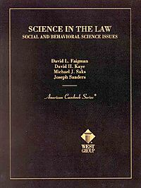 Science in the Law