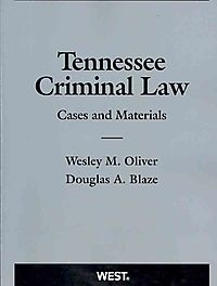 Tennessee Criminal Law