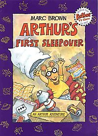 Arthur's First Sleepover