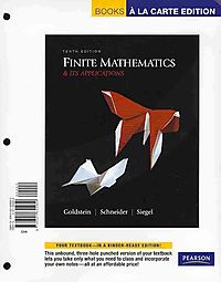 Finite Mathematics & Its Applications / MyMathLab/ MyStatlab Student Access Kit