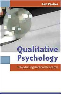 Qualitative Pschology
