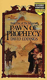 Pawn of Prophecy (The Belgariad, No 1)