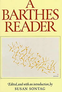 A Barthes Reader