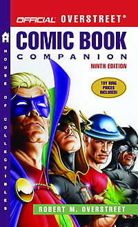 The Official Overstreet Comic Book Companion