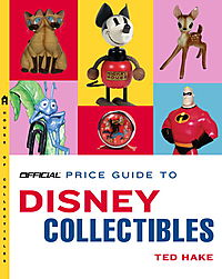 The Official Price Guide to Disney Collectibles