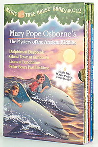 Magic Tree House Collection 3 Books 9-12