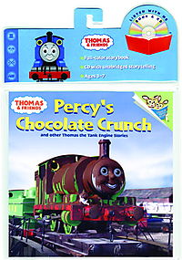 Percy's Chocolate Crunch