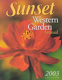 Sunset Western Garden Annual 2003