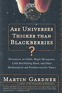 Are Universes Thicker Than Blackberries?