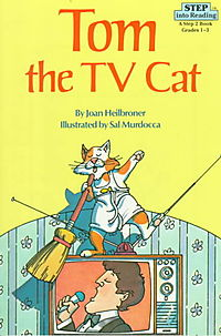 Tom the TV Cat