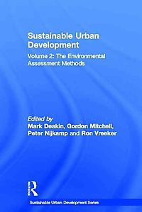 Sustainable Urban Development Volume 2