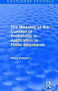 The Meaning of the Concept of Probability in Application to Finite Sequences