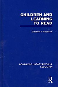 Children and Learning to Read