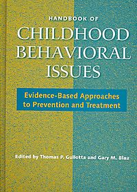 Handbook of Childhood Behavioral Issues