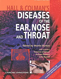 Hall and Colman's Diseases of the Ear, Nose, and Throat
