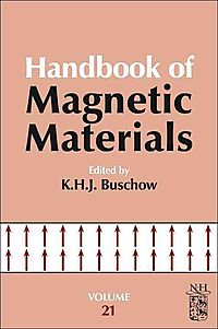 Handbook of Magnetic Materials