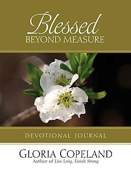 Blessed Beyond Measure Devotional Journal