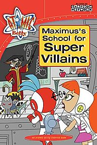 Maximus's School for Super Villains