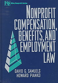Nonprofit Compensation, Benefits, and Employment Law