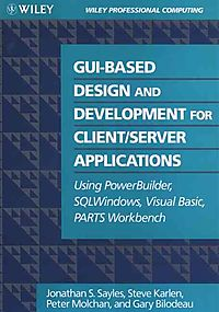 Gui-Based Design and Development for Client/Server Applications