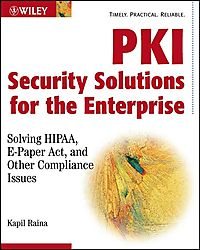 Pki Security Solutions for the Enterprise
