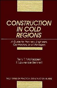 Construction in Cold Regions